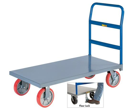 ALL-WELDED HEAVY DUTY PLATFORM TRUCK