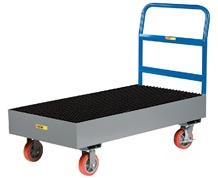ALL-WELDED SPILL CONTROL CART